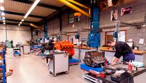 Standort Hamofa Industrial Engines