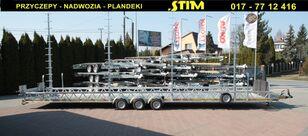 neuer STIM S23 Plattformanhänger