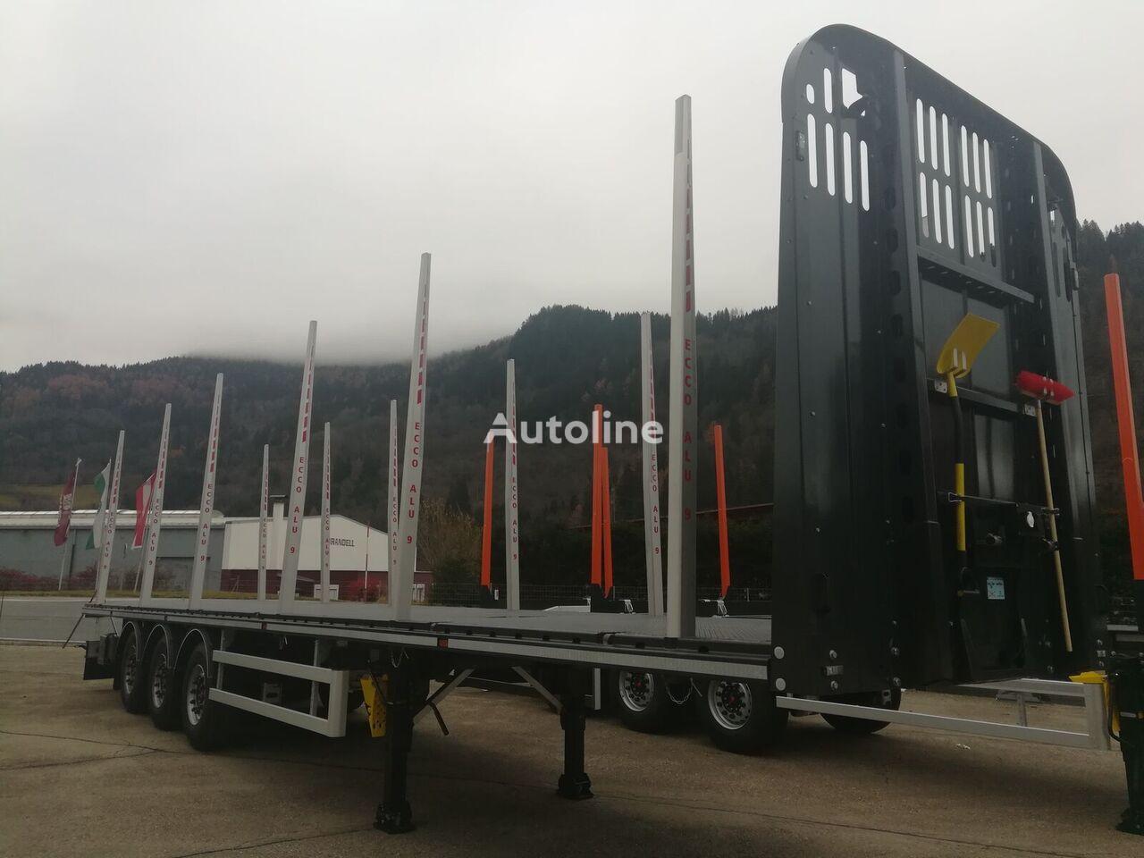 neuer GSODAM multi maxx7 Holztransporter Auflieger