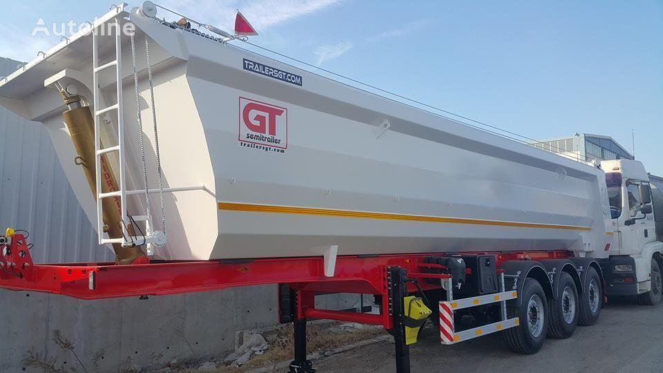 neuer GURLESENYIL tipper semi trailers  Kippauflieger
