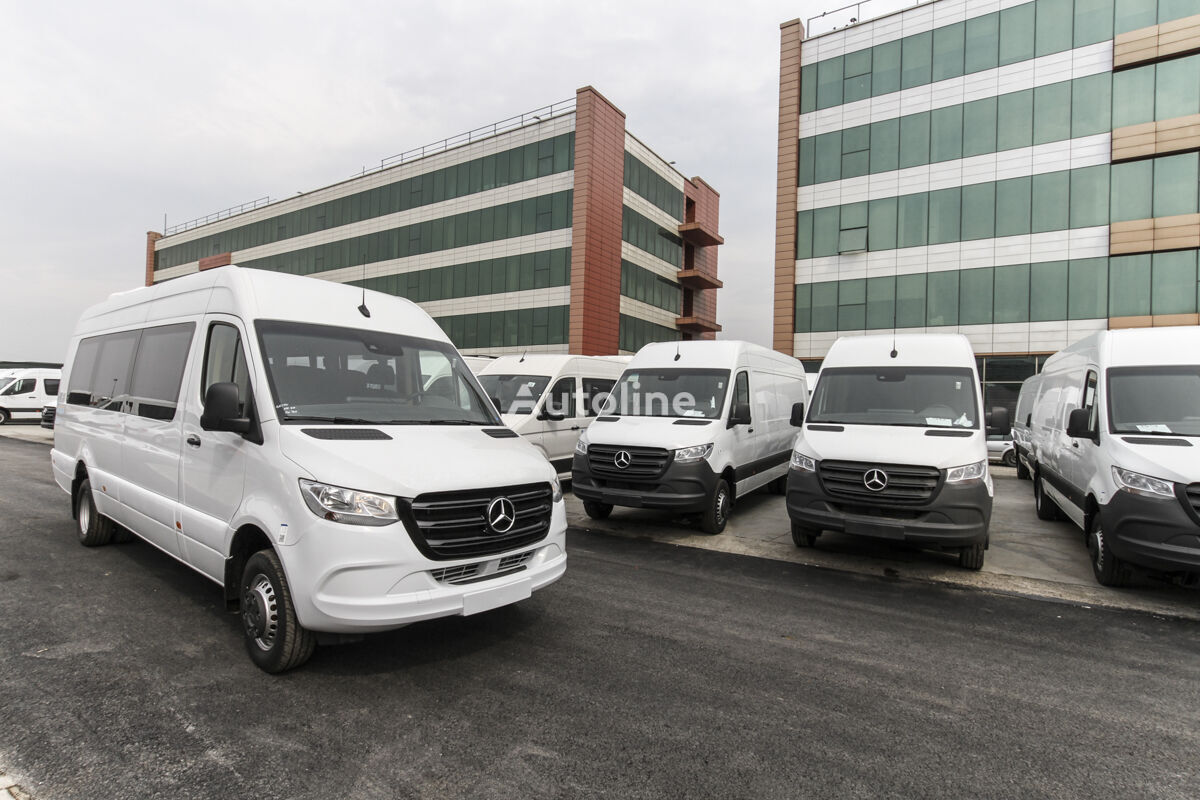 neuer MERCEDES-BENZ IDILIS 516 19+1+1 *COC* 5500kg * Ready for delivery Kleinbus