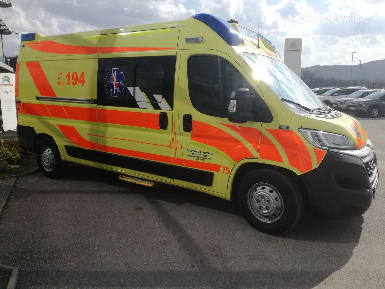 neuer CITROEN Jumper L3H2 Rettungswagen
