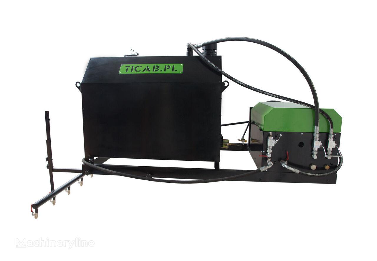 neuer Bitumen distributor BS-1000 Asphaltkocher