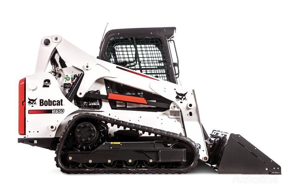 neuer BOBCAT T650  Kompakt-Raupenlader