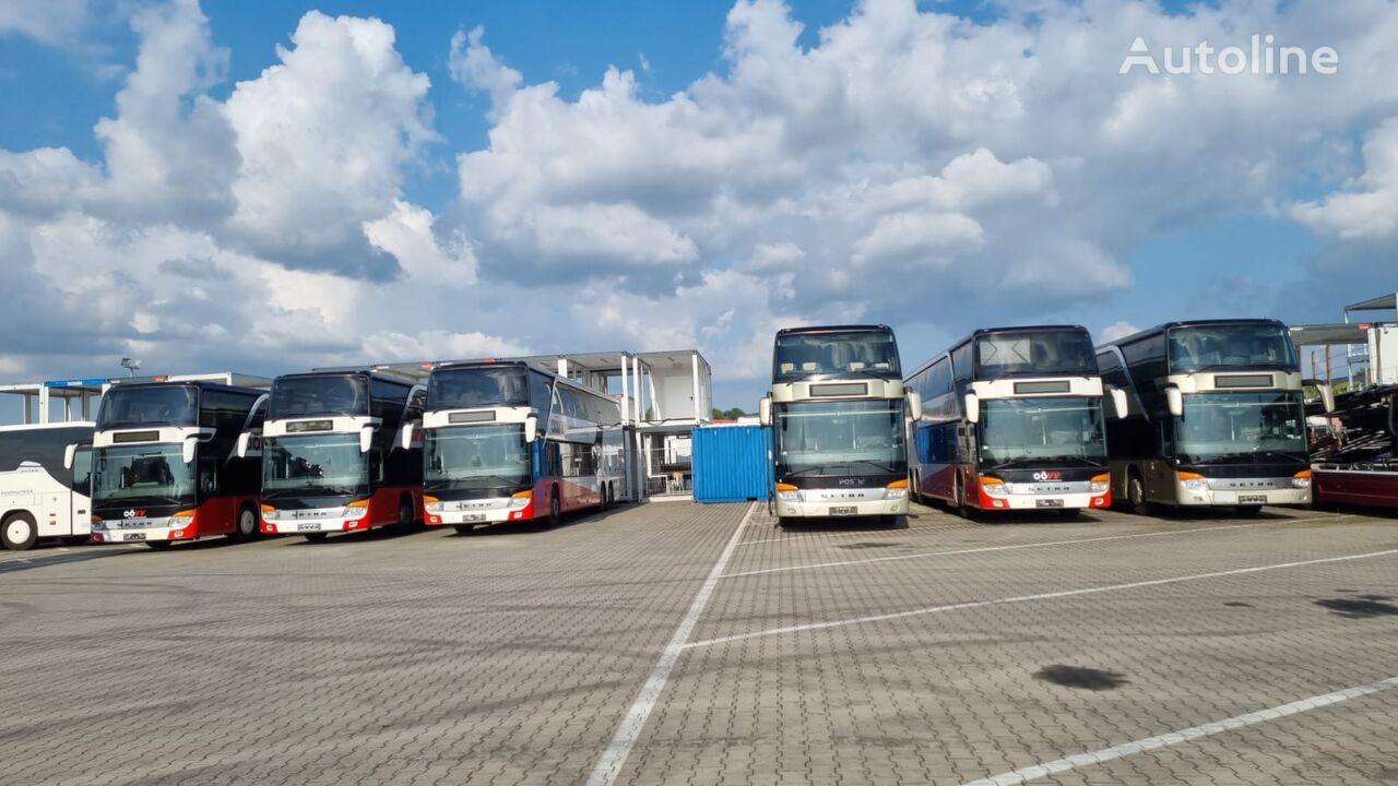 SETRA S431-DT-Euro-5 626947km.orig!!!!— 6-Stück-!!!!! Doppeldeckerbus