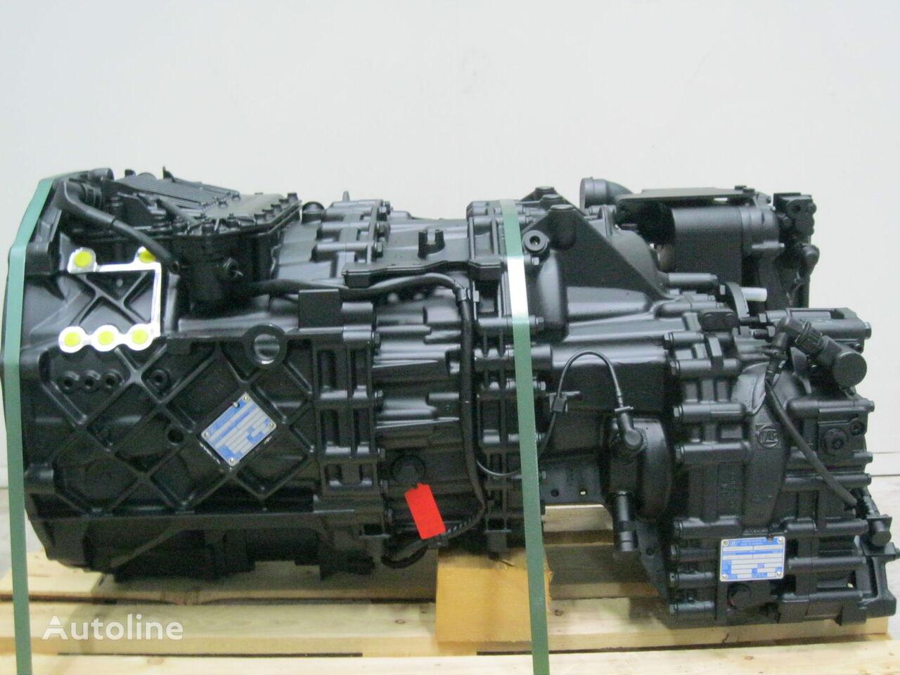 AS -TRONIC Getriebe für Sattelzugmaschine