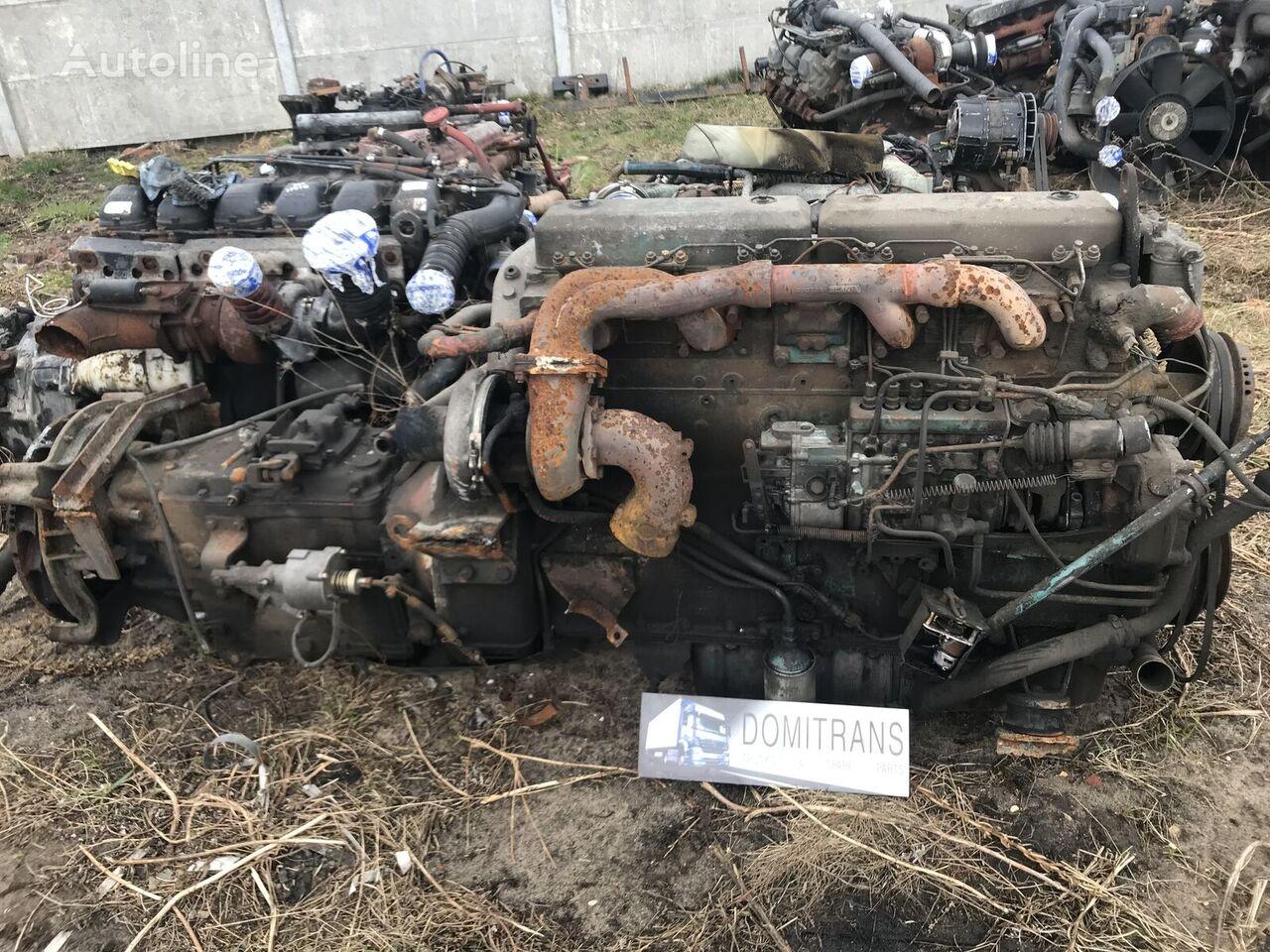 SCANIA 112 DS1115 Motor für Sattelzugmaschine