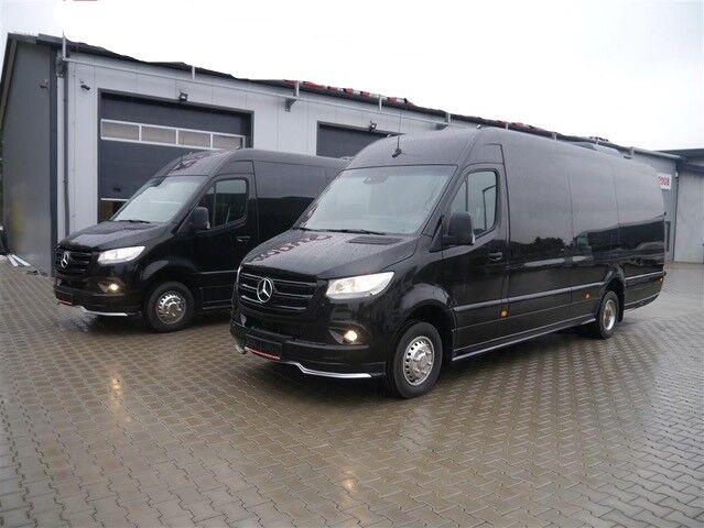 neuer MERCEDES-BENZ Mercedes-Benz Sprinter 519CDI NEWMODEL,6,1to.GG,XXXL 23+1  Kleinbus