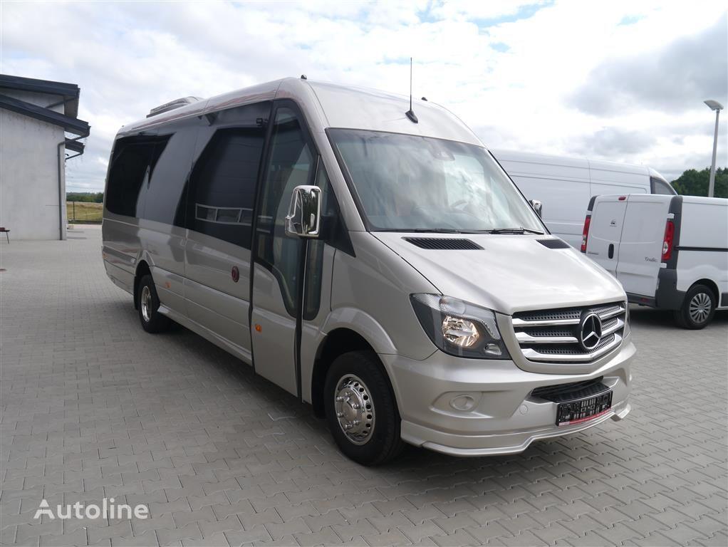 neuer MERCEDES-BENZ Sprinter 519 CDI,24 Plätze Komfort-ViP, XXXL-Verlänerung,Klima,  Kleinbus