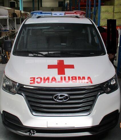 neuer HYUNDAI H1 Petrol Rettungswagen