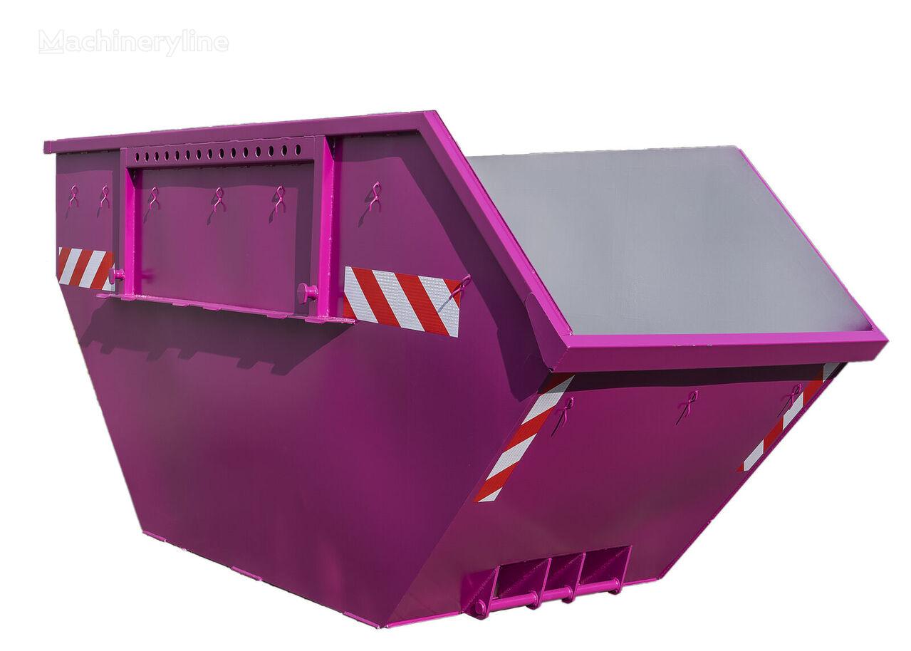 neue Absetzcontainer Mulde Container Kontener Mulda offen Absetzmulde