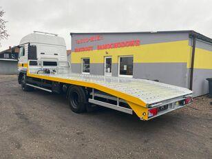 neuer DAF najazd stalowy, nowa laweta - producent Abschleppwagen