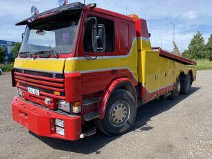 SCANIA P113 Abschleppwagen