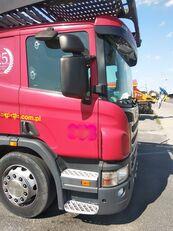 SCANIA P360 Autotransporter + Autotransportanhänger