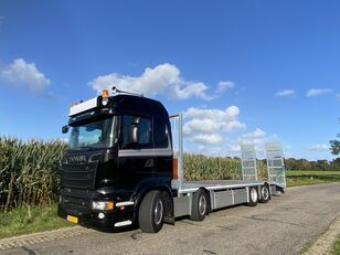SCANIA R580 | 8x2*6 | HYDRO-RAMPS | FULL AIR | LOW LOADER | LOW KM Autotransporter