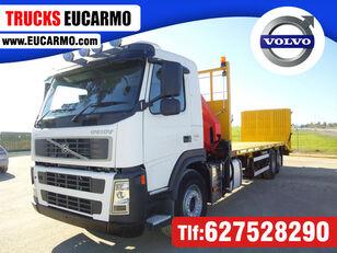 VOLVO FM12 380 Autotransporter