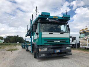 IVECO EUROTECH bisarca veicoli + biga Rolfo Autotransporter