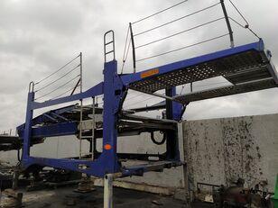 VOLVO FM 340 Autotransporter + Autotransportanhänger