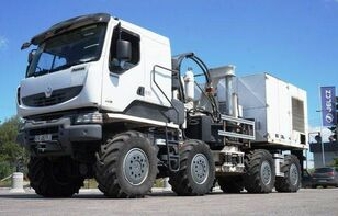 THOMAS CONSTRUCTEURS [Other] 8x8 THOMAS Low speed truck with hydraulic drive! Fahrgestell LKW
