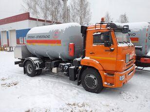 neuer KAMAZ 45253 Gastransporter LKW