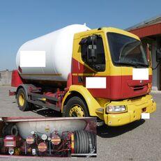 RENAULT 270 Gastransporter LKW