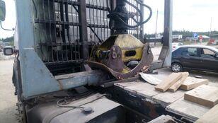 MAZ 6317Х9-444-000 Holztransporter LKW