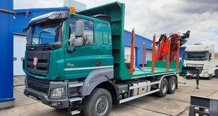 neuer TATRA Phoenix  Holztransporter LKW