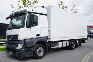 MERCEDES-BENZ Actros 2540 container / 6 x 2 / 18 EP Isotherm LKW