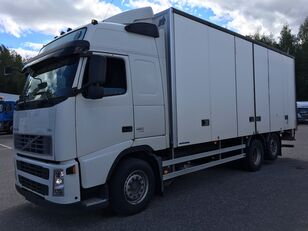VOLVO FH13 480hp Open side Isotherm LKW