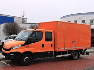 IVECO Daily 125kW, topení, záruka, servis Isotherm LKW