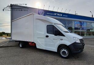 neuer GAZ A21R25 Koffer-LKW
