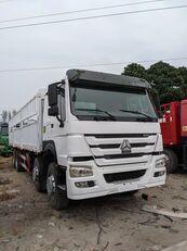 HOWO 336 HP 8x4 Drive Stake Body General Cargo Truck Koffer-LKW