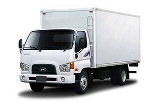neuer HYUNDAI HD78 промтоварный фургон Koffer-LKW
