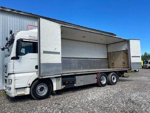 MAN TGX 26.440, 6x2 Koffer-LKW