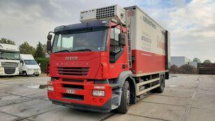 IVECO Stralis 270  TK MD-II Max Diesel-Electro 43 Meat Hooks Kühlkoffer LKW
