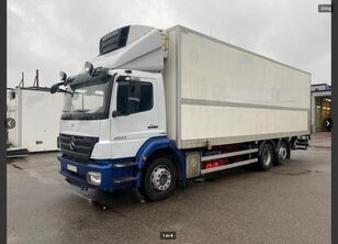 MERCEDES-BENZ  Axor Until Saturday for 23600 euros and only 255430 km. VOLVO F Kühlkoffer LKW