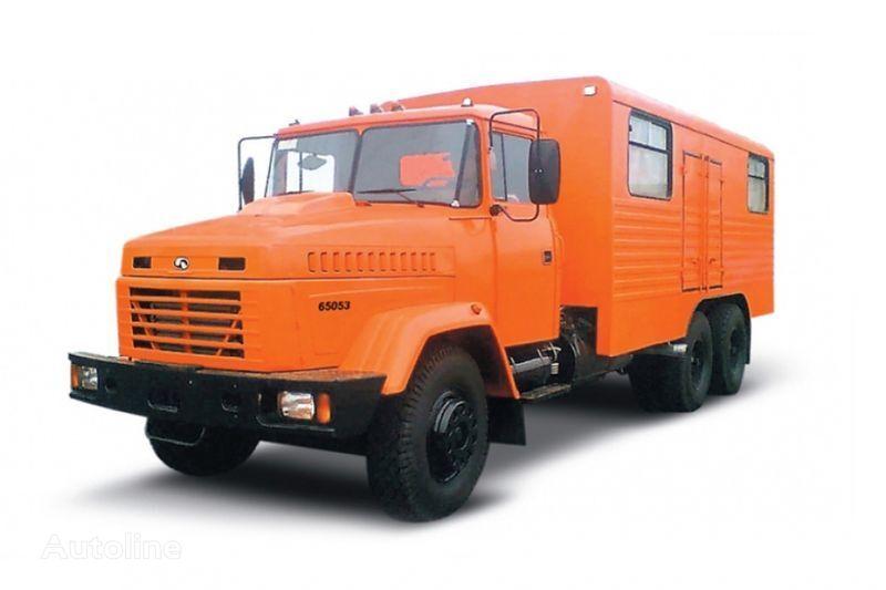 KRAZ 65053 masterskaya  LKW Militär