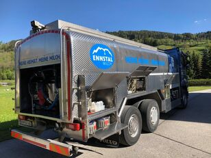 VOLVO  Schwarte Impeller Milchtankwagen