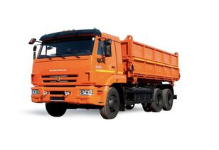 neuer KAMAZ 45143-6012-50 Muldenkipper
