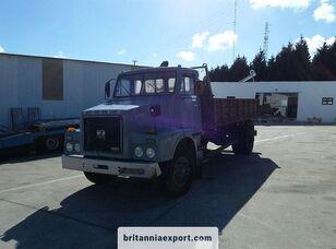 VOLVO N7 20 left hand drive 16 ton 3 way full springs Muldenkipper