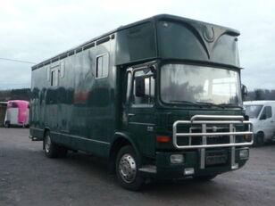 MAN 14.192 Unterflur Pferdetransporter LKW