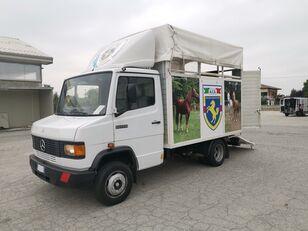 MERCEDES-BENZ 609 TRASPORTO CAVALLI Pferdetransporter LKW