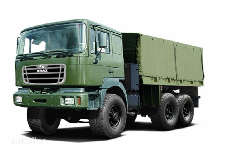 KRAZ V12.2MEH Planen-LKW