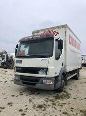 DAF motrice 2 assi furgone sponda Verkaufswagen