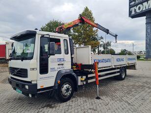 VOLVO FL220.12 / PK 7000A / NL brief Verkaufswagen