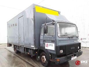 IVECO Magirus 80 16 horse truck Viehtransporter LKW