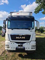 MAN TGS 35 440  8x4 Viehtransporter LKW