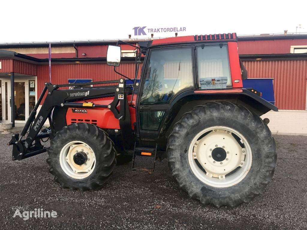 VALMET 6400 Radtraktor für Ersatzteile