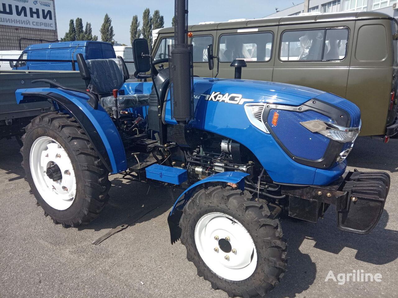 neuer KRASZ 244 Kompakttraktor