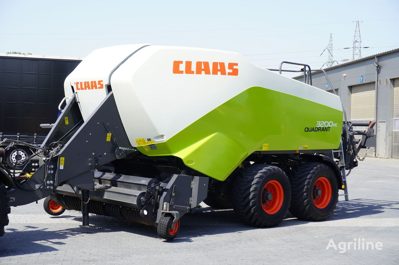 CLAAS Quadrant 3200 RC , 1.2-0.7m , tandem , 6 UNITS  Quaderballenpresse